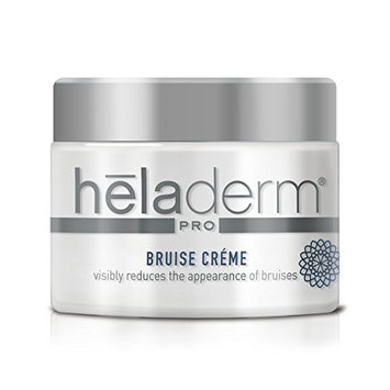 Advanced Moisturizing Bruise Cream with Natural Notoginseng, Arnica Oil, Vitamin K, Ginger and Green Tea Extract, Heladerm 1.7 fl. Oz.