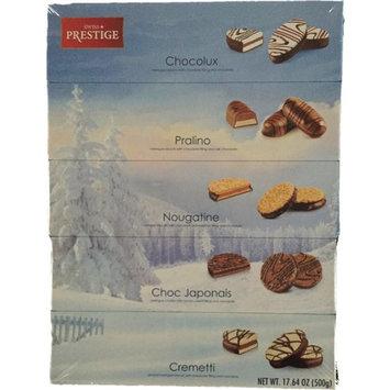Swiss Prestige Gourmet Chocolate Cookie Assortments 17.64OZ