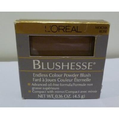 L'oreal Blushesse Endless Colour Powder Blush .16 Oz - Moondust