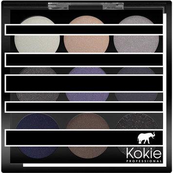Kokie Professional Eyeshadow Palette, Indigo Nights