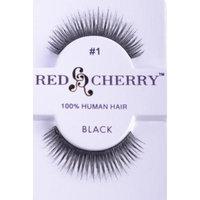 Red Cherry False Eye Lashes #1 (6 Pack) + Free iBeautiful Sample