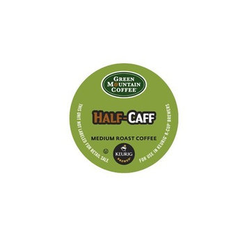 Green Mountain Coffee Half Caff K Cups 4 Boxes of 24 K-Cups