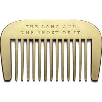 Izola The Long and Short of It Beard Comb | G