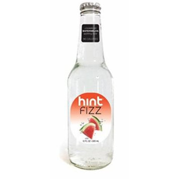 Hint Fizz, Watermelon, 12 Ounce (Pack of 12)