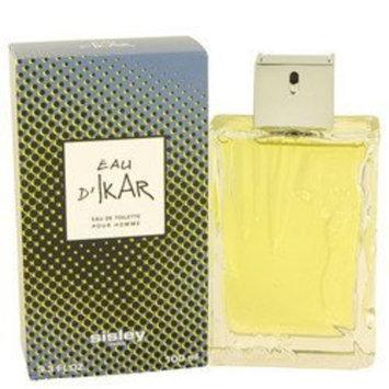Eau d'Ikar by Sisley for Men 3.3 oz Eau de Toilette Spray