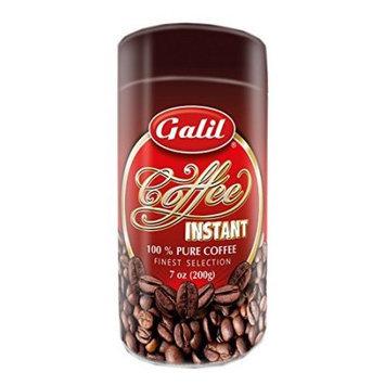 Galil Instant 100% Pure Coffee 7 oz