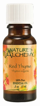 Nature's Alchemy 100% Pure Essential Oil Red Thyme - 0.5 fl oz