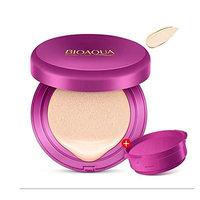Pressed Powder, Moisturizing Whitening Face Foundation Contour Oil Control Face Makeup Powder
