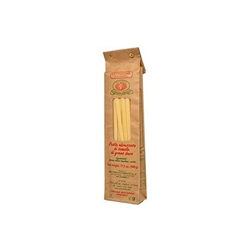 Rustichella D'abruzzo Durum Wheat Fettuccine Pasta 17.6 Oz (Pack of 2)