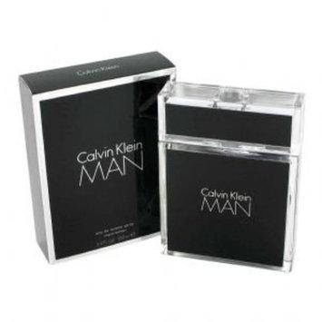 Man by Calvin Klein for Men, Eau De Toilette Spray, 3.4 Ounce []