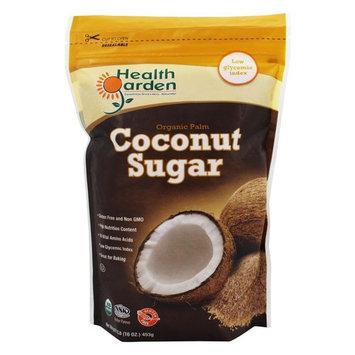 Organic Palm Coconut Sugar - 16 oz.