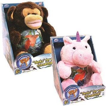 As Seen on TV Teddy Tank Playful Monkey