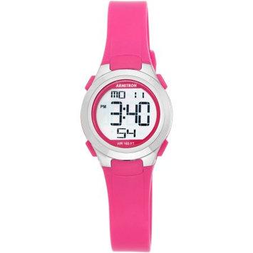 E.gluck Corp Armitron Round Sport Watch, Magenta
