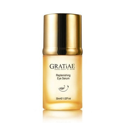 Gratiae organic beauty by nature Age defying Eye treatment fluid, 30ml 1.2fl oz