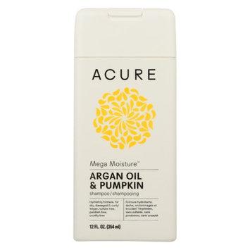 Mega Moisture Shampoo - Argan & Pumpkin Acure Organics 12 fl oz Liquid