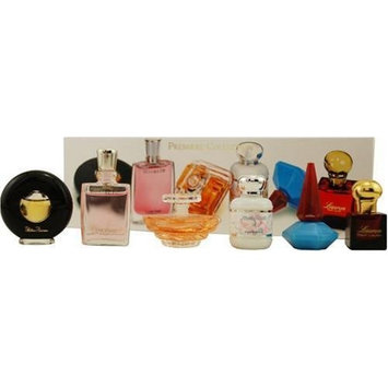 Womens Premier Variety By Various For Women, Mini, Set Of 6 (Paloma Picasso, Miracle, Tresor, Anais Anais, Lou Lou and Lauren)