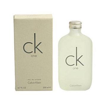 Calvin Klein One Eau De Toilette Perfume Spray (Unisex), 6.6 oz
