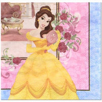 Hallmark 193418 Beauty and the Beast Lunch Napkins