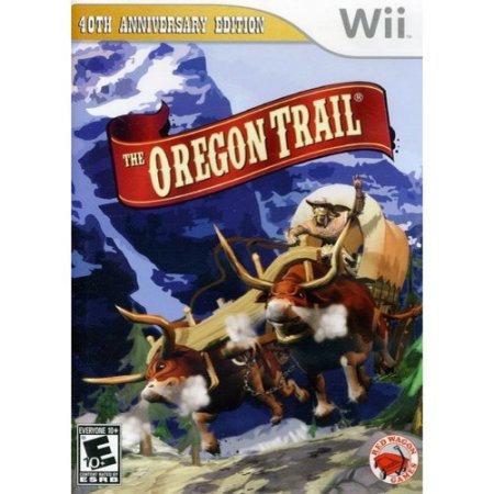 Svg Distribution Oregon Trail