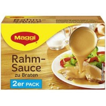 Maggi Rahm-Sauce zu Braten 2 Sachets