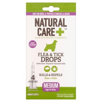 Natural Care Spot-On 4 Dose, Med Dog