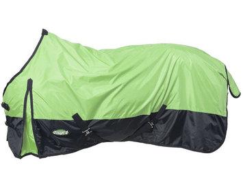 Jt Intl Distributers Inc Tough-1 420D Waterproof Sheet Neon Green, Size: 60