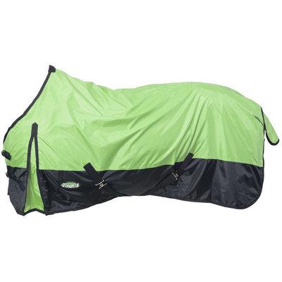 Jt Intl Distributers Inc Tough-1 420D Waterproof Sheet Neon Green, Size: 75