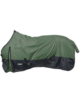 Jt Intl Distributers Inc Tough-1 420D Waterproof Sheet Green/Hunter, Size: 72