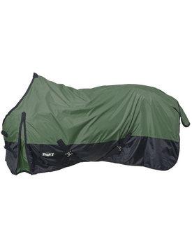 Jt Intl Distributers Inc Tough-1 420D Waterproof Sheet Green/Hunter, Size: 63