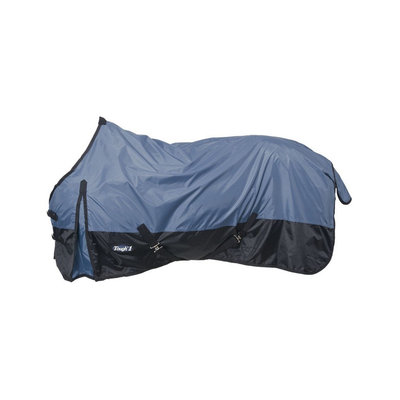 Jt Intl Distributers Inc Tough-1 420D Waterproof Sheet Blue/Navy, Size: 78