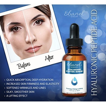 (2-pack) Ebanel Hyaluronic Acid Serum 100% Pure Professional Anti-Aging Strength Firming & Lifting Effect: Health & Personal Care