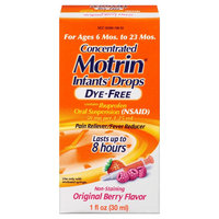 Motrin Infant Drops, Berry - 1 Fl Oz