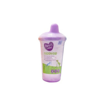 Walmart Stores Inc Parents Choice Sippy Cup Lavender