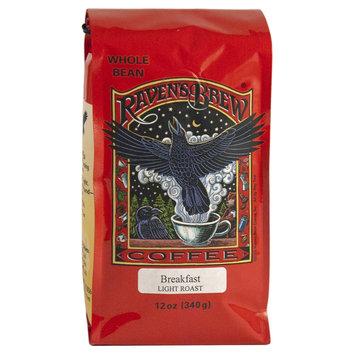 Ravens Brew Coffee BG17551 Ravens Brew Coffee Breakfast Blend Cof Bn - 6x12OZ