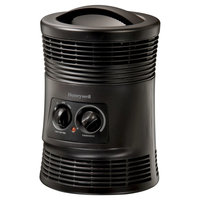 Honeywell 360 Surround Fan Forced Heater, Black