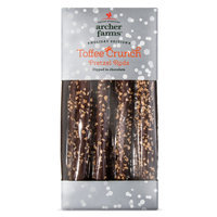 Milk Chocolate Toffee Crunch Covered Pretzel Rods - Archer Farms