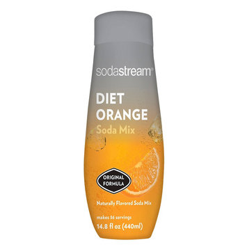 Sodastream Usa Sodastream - Diet Orange Soda Mix - Orange