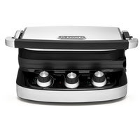 Delonghi 5 in 1 Grill and Griddle, Black