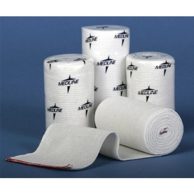Medline MDS077003 Swift-Wrap Elastic Bandages, Latex Free, Non Sterile, 3