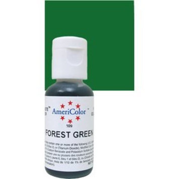 Americolor Gel Paste Food Color, Forest Green