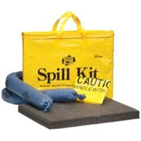 NEW PIG CORPORATION NPG45300 Universal Spill Kit Absorbs 5 Gallons