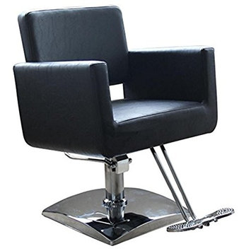 Funnylife Barber Chair Adjustable Styling Hydraulic Salon Equipment