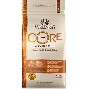 Wellness CORE® Original Original: Deboned Turkey, Turkey Meal & Chicken Meal Dry Cat Food