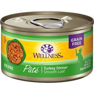 Wellness Complete Health™ Pâté Turkey Cat Food