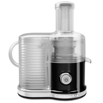 KitchenAid KVJ0333OB Easy Clean Juicer, Onyx Black