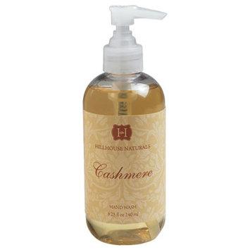 Hillhouse Naturals Hand Wash 8.25 Oz. - Cashmere