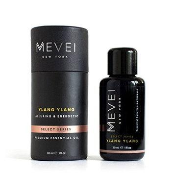 MEVEI   YLANG YLANG Luxury Essential Oil - Alluring & Energetic   100% Pure & Natural (1 fl oz/30 ml)