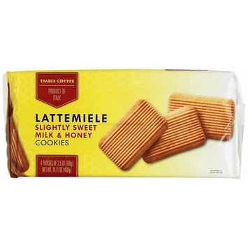 Trader Joe's Trader Giotto's Lattemiele Slightly Sweet Milk & Honey Cookies