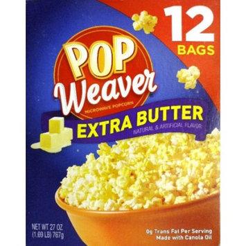 Pop Weaver Extra Butter 12 Pack