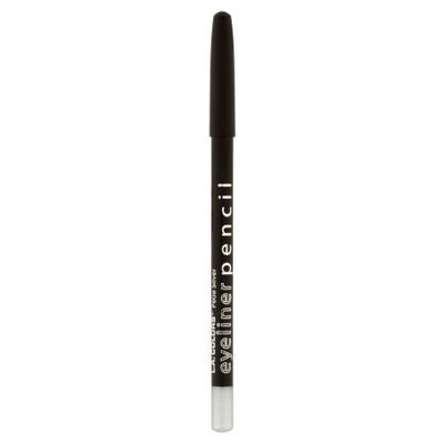 Silver #608 L.A. Colors Smudge Free Smooth Long-lasting Eyeliner Pencil